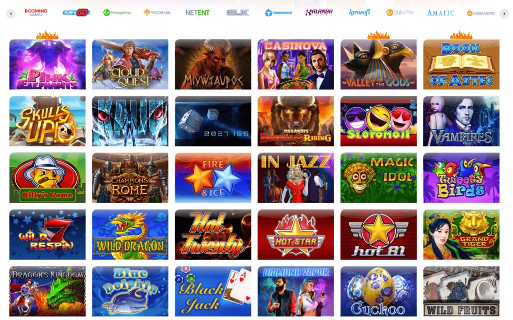 игровые автоматы ego casino
